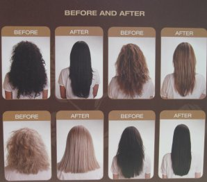 Does Brazilian Blowout Zero Damage Hair 70